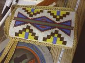 AMERICAN INDIAN BEADED POUCH